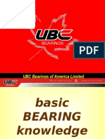 UBC Guide to Bearings