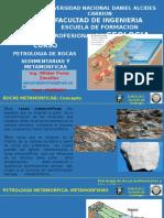 Sesion-13-15_petrologia de Rocas Metamorficas