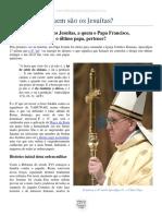 Revelaçao - Quem Sao Os Jesuitas e quais sao suas pretençoes