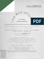 Tra Mezafriko Lemaire 1906