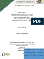 Trabajo Colaborativo Psicometria Fase 1