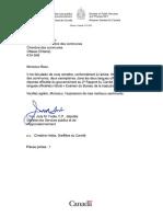 Réponse du gouvernement au Comité des langues officielles (Bureau de la traduction)