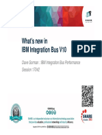 Whats New in IBM Integration Bus
