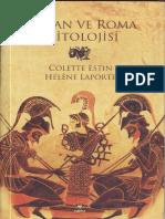 Colette Estin - Yunan Ve Roma Mitolojisi