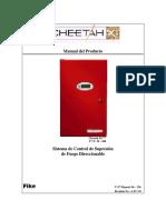 Manual Cheetah XI (Traducción)