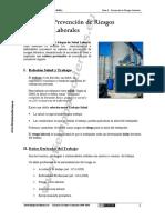 Tema 8 Prevencion de Riesgos Laborales
