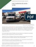 15/10/16 Confirman Captura de 3 Asaltantes de Camión de Valores en Santander - Opinión Sonora