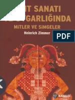 Heinrich Zimmer - Hint Sanatı Ve Uygarlığında Mitler Ve Simgeler