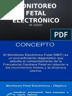 Monitoreo Fetal Electrónico3