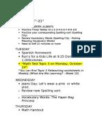 homework week 10 oct  18 2016