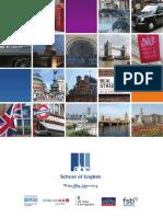 ABC School of English - Brochure