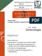 Endometriosis y Adenomiosis