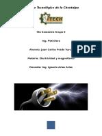 Electri y Magnetismo 1