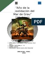 Revolucion Mexicana - Flores Gamboa Omar
