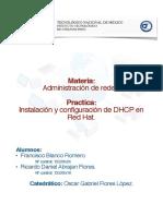 Practica 2 RedHat DHCP