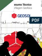 Resumo tecnico - Rerfilagem Geofísica