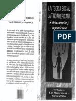 (Ruy Mauro Marini) Tomo II - Subdesarrollo y Dependencia