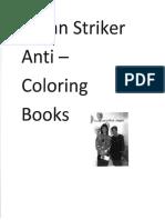 susan striker anti-coloring book