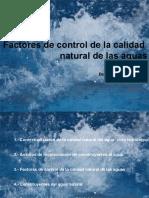 Control de Calidad de Aguas Subterraneas