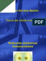 Sesion 19b 2016-Teoria Orbital Molecular