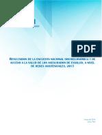 Res Enc Nac Soc Eco Acces Salud Aseg Essalud Niv Redes Asistenciales 2015