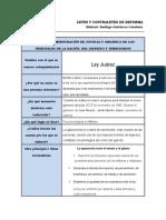 Andamio Leyes y Contraleyes de Reforma