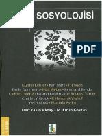 Yasin Aktay & M. Emin Köktaş - Din Sosyolojisi