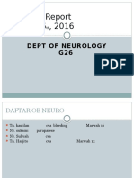 Morning Report Neuro-5 August