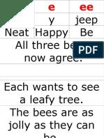 Reteach Word Cards - Unit 3