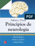 Adams y Victor Principios de Neurología 10ed