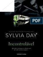Incontrolavel - Sylvia Day
