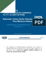 8avo Informe-Puno TC-717 L-6007