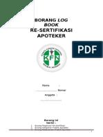 Borang Resertifikasi KFN 2015 150 SKP