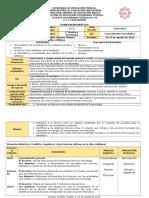 Planificación Tecnologia Informática Secundaria Bloque 1 Tema 1