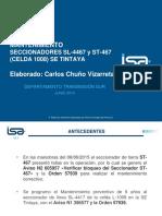 3er Informe Tintaya SL 4467