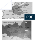 Mapas Del Desarrollo de La II g.m
