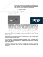 Overpotensial-Elektroda