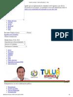 Nuestro Municipio _ Información General - Tuluá