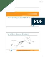 Termination LC LightCrip Plus Connector [Compatibility Mode]