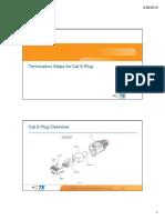 Termination Steps Cat 6 Plug [Compatibility Mode]