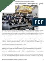 29/09/16 Pedirán a INE devuelva un distrito al municipio de Cajeme. - Opinión Sonora