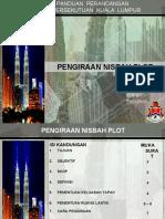 Dbkl Jprb - 12. Garis Panduan Pengiraan Nisbah Plot -Jan 2014
