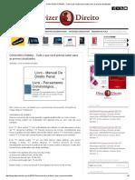 Dizer o Direito_ CONCURSO FORMAL - Tudo o que você precisa saber para as provas (atualizado).pdf