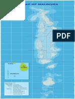 Maldives Map by Mapofthemaldives.com