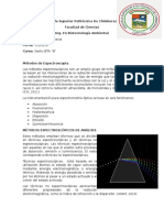 Metodos Espectroscopicos