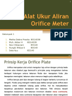 Alat Ukur Aliran