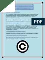 ¿Que Son Los Derechos de Autor?