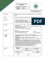 8.5.1 (1) SOP Pemantauan Lingkungan Fisik Puskesmas