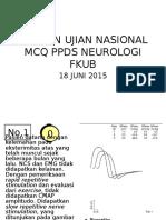 Soal Mcq Ppds  18 Juni 2015 (Edited)
