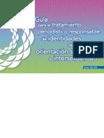 Guia Tratamiento Periodístico Responsable LGTBIQ PDF